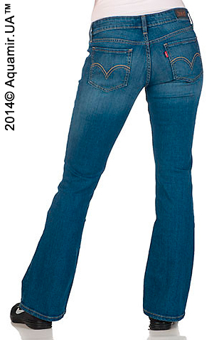 Levi's® Juniors 518™ Boot Cut