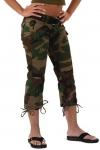 Womens Camoflage Pants