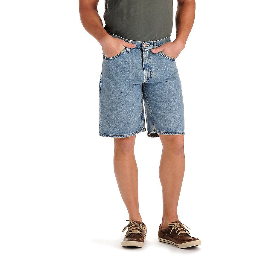 Шорты мужские джинсовые Lee Regular-Fit Denim Short Light Stone 2181016