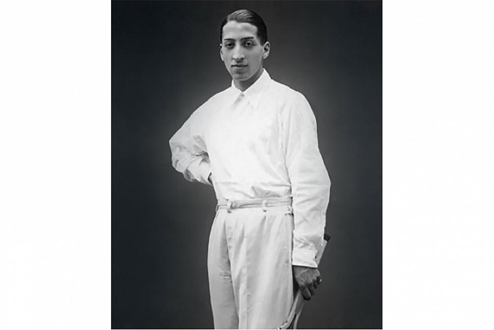 Портрет Рене Лакосте. Фото с «Polo Shirts UK»