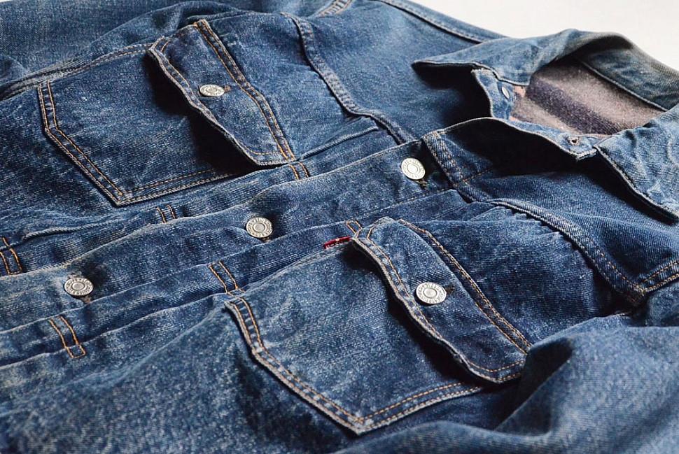 Как правильно определить сколько лет винтажным джинсовым курткам от Levi's Типа I, II и III