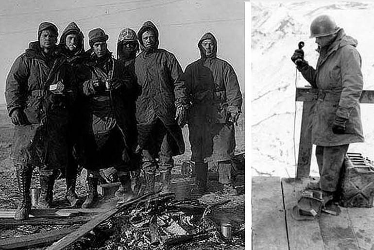 Винтажные милитари куртки Rothco