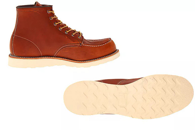 Ботинки Red Wing Moc 875