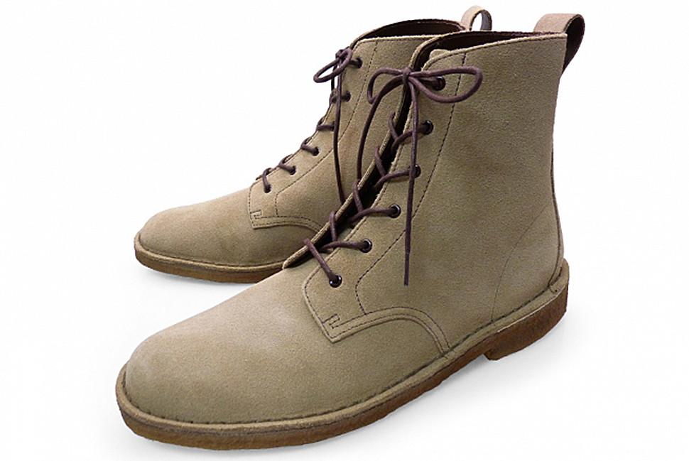 Пустынные ботинки Desert Mali Boot. Изображение с Rakuten.