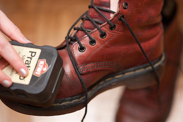 Полное руководство по чистке и уходу за обувью