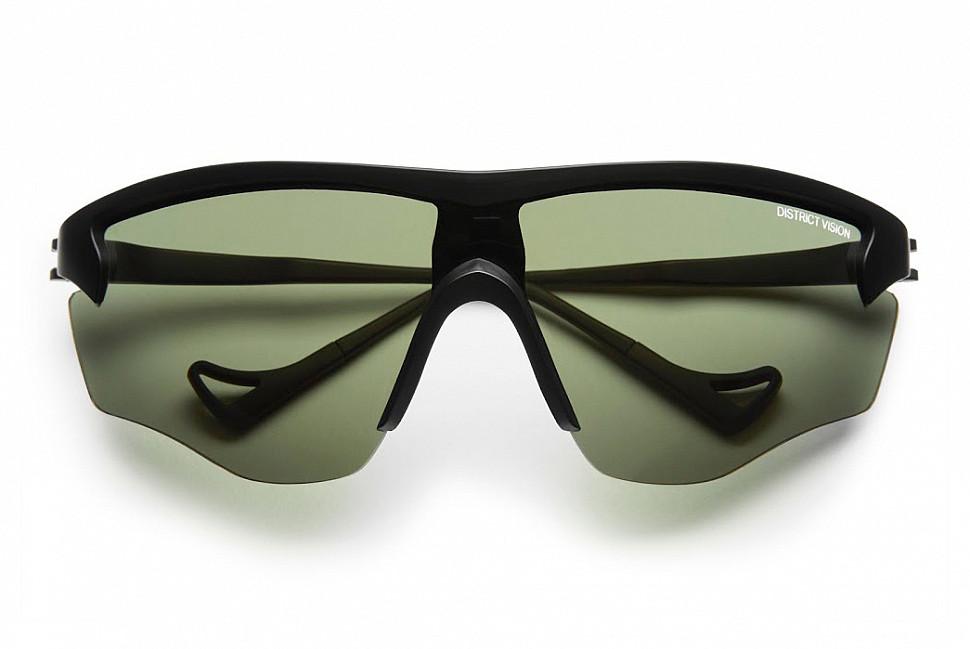 Солнцезащитные очки District Vision Junya (изображение с District Vision)