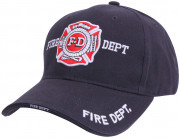 Rothco Deluxe Fire Department Low Profile Cap 9365