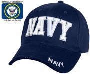 Rothco Deluxe Navy Low Profile Cap 9393