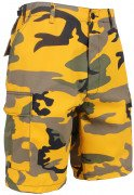 Rothco BDU Short Stinger Yellow Camo 65007
