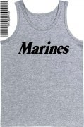 Тренировочная майка Physical Training Tank Top - Grey (Marines)