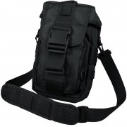 Сумкак тактическая Rothco Flexipack MOLLE Tactical Shoulder Bag - Black - 8320
