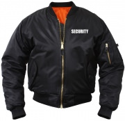 Rothco MA-1 Flight Jacket Security 7357