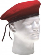 Rothco G.I. Style Beret Red 4901