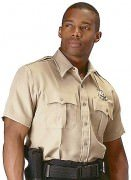 Rothco Short Sleeve Uniform Shirt Khaki 30035