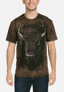 The Mountain T-Shirt American Buffalo 103745