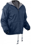Rothco Reversible Lined Jacket With Hood Navy Blue - 8263