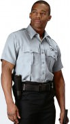 Rothco Short Sleeve Uniform Shirt Grey 30045