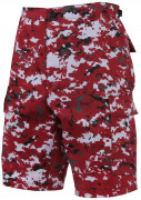 Rothco BDU Short Red Digital Camo 67413