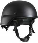 Rothco ABS Mich-2000 Replica Tactical Helmet Black 1995