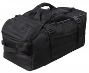 Сумка Rothco 3 In 1 Convertible Mission Bag - Black - 23500