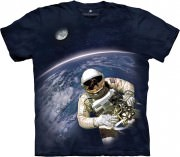 Футболка The Mountain - First American Space Walk - 437069