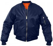 Rothco Kids MA-1 Flight Jackets Navy 7312 Sale
