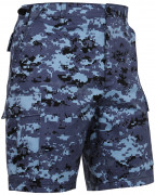 Rothco BDU Short Sky Blue Digital Camo 67313