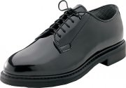 Туфли Rothco Hi Gloss Navy Oxfords - Black - 5055 - sale
