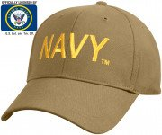 Rothco Low Profile Navy Cap Coyote 3813