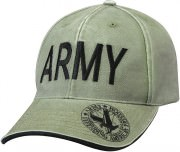 Rothco Vintage Deluxe Army Low Profile Insignia Cap 9888