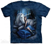 The Mountain T-Shirt Blue Moon 105919