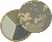 Rothco 3 Color Face Paint ACU Digital Camo 9107