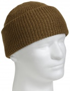 Genuine G.I. Wool Watch Cap Coyote Brown - 5437