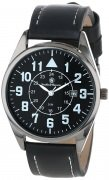 Smith and Wesson The Civilian Watch Black SWW-6063