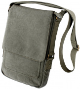 Rothco Vintage Canvas Military Tech Bag Olive 5795