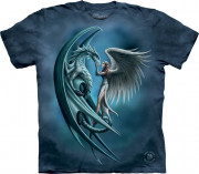 The Mountain T-Shirt Angel And Dragon 104889