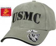 Rothco Deluxe Vintage USMC Embroidered Low Pro Cap 9738