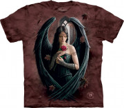 The Mountain T-Shirt Angel Rose 104888