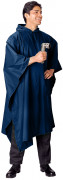 Rothco G.I. Type Military Poncho Navy Blue 4966