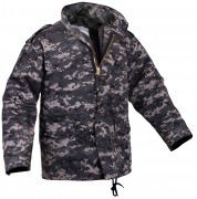 Rothco M-65 Field Jacket Subdued Urban Digital Camo 8717
