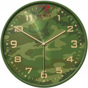 Rothco Camouflage Wall Clock 4440