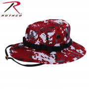 Rothco Boonie Hat Red Digital Camo 5411