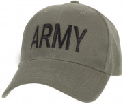 Rothco Army Supreme Low Profile Cap Olive Drab 9278
