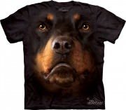 Футболка The Mountain - Rottweiler Face