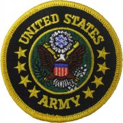 Rothco US Army Round Patch 1589