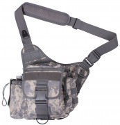 Сумка Rothco M.O.L.L.E. Compatible Advanced Tactical Shoulder/Hip Bag - ACU Digital Camo - 2348