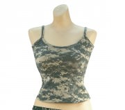 Rothco Women's Tank Top ACU Digital Camo 4477