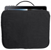 Rothco Vintage Canvas I-Pad Netbook Pouch Black 5794
