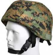 Rothco MICH Helmet Covers  Woodland Digital Camo 9653