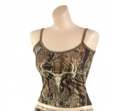 Rothco Women's Tank Top Smokey Branch™ Camo 4485